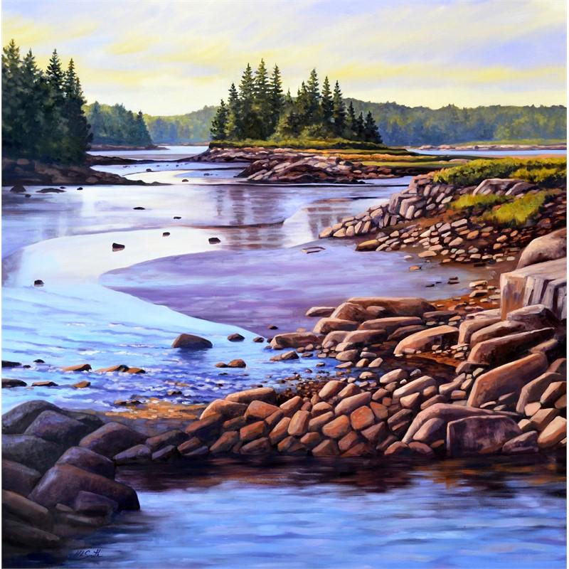 Tidal Shores Of Vinalhaven