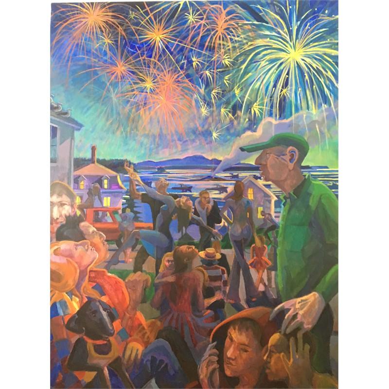 Stonington Fireworks