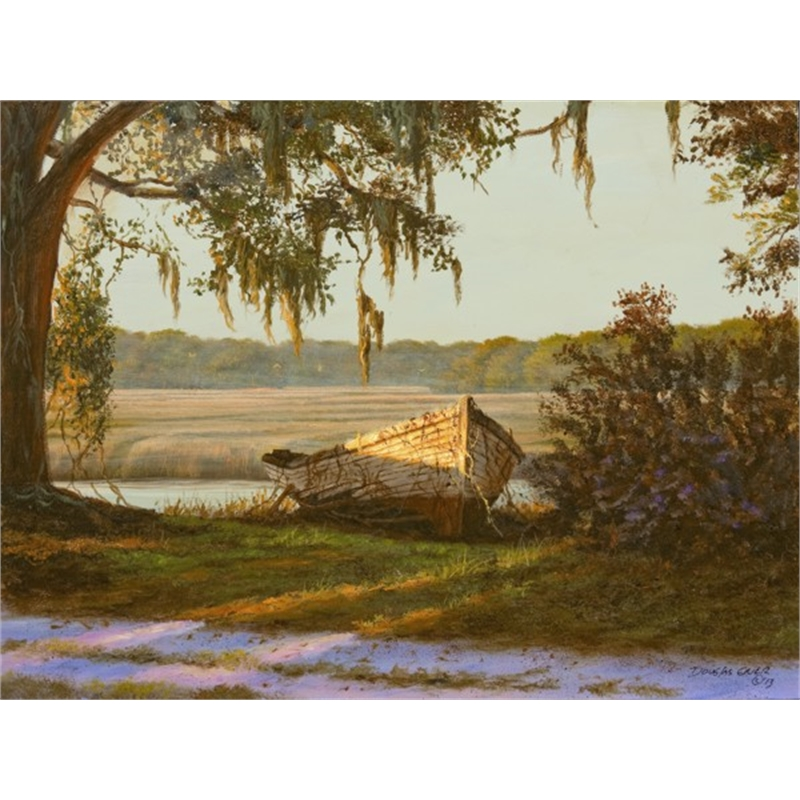 Retired by Douglas Grier -- Giclee Prints
