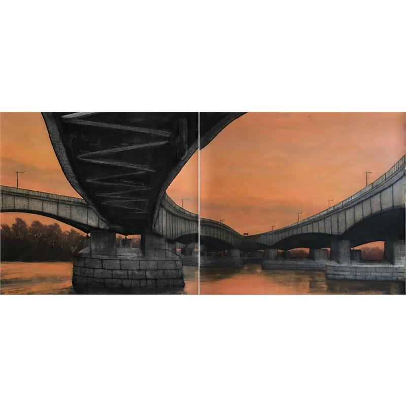 Bridge Scene, 2019