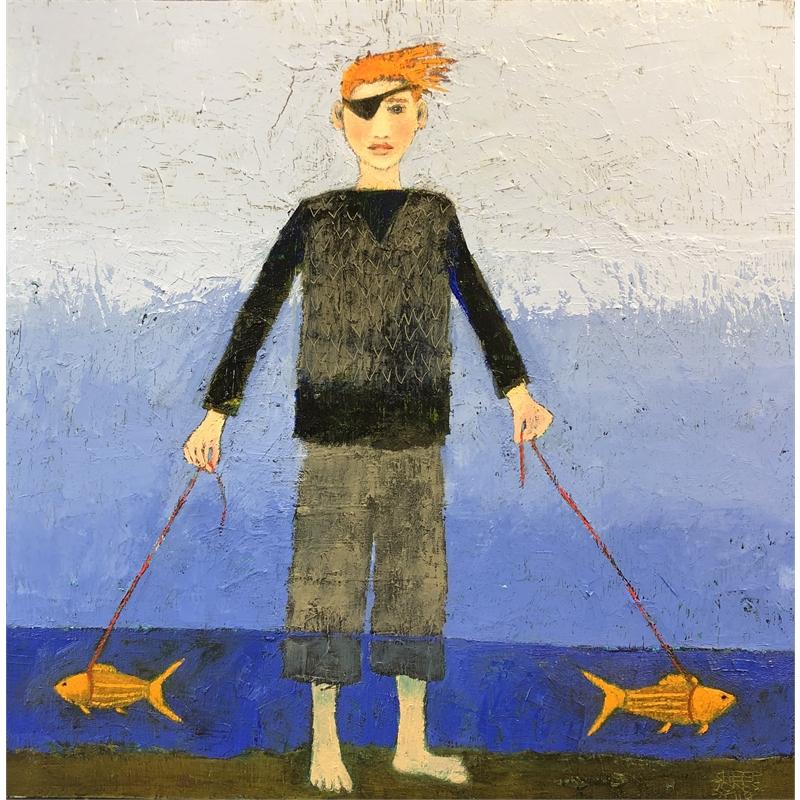 Fish Walker 64