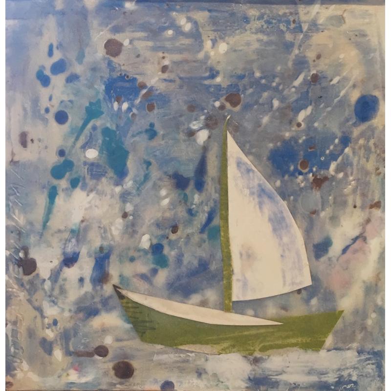 Boat Series: At Peace