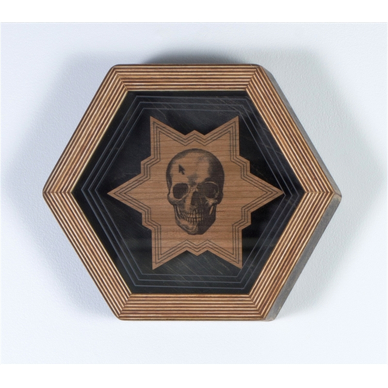 Hex Framed Temple Symbol 2