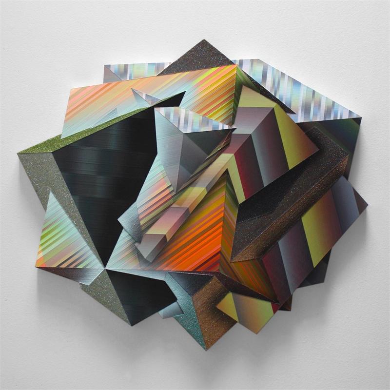 Untitled 12 (Interpolation Series), 2019