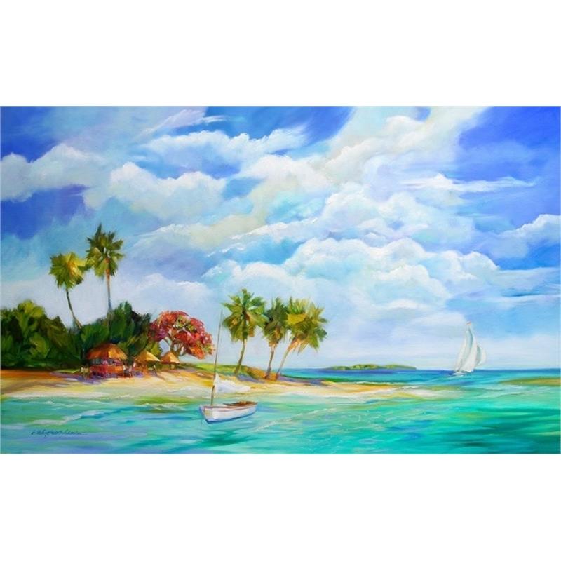 """""""Tobango Cay"""", 2016"""