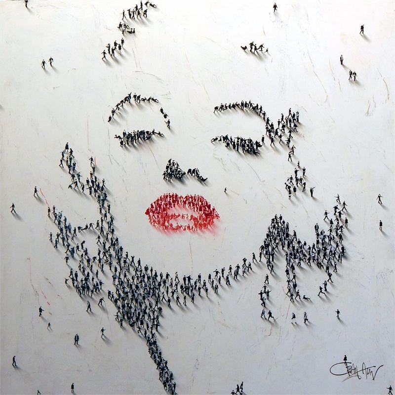 Populus - Marilyn Fantasize by Craig Alan