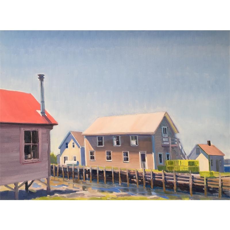 Ebb Tide, Carver's Harbor