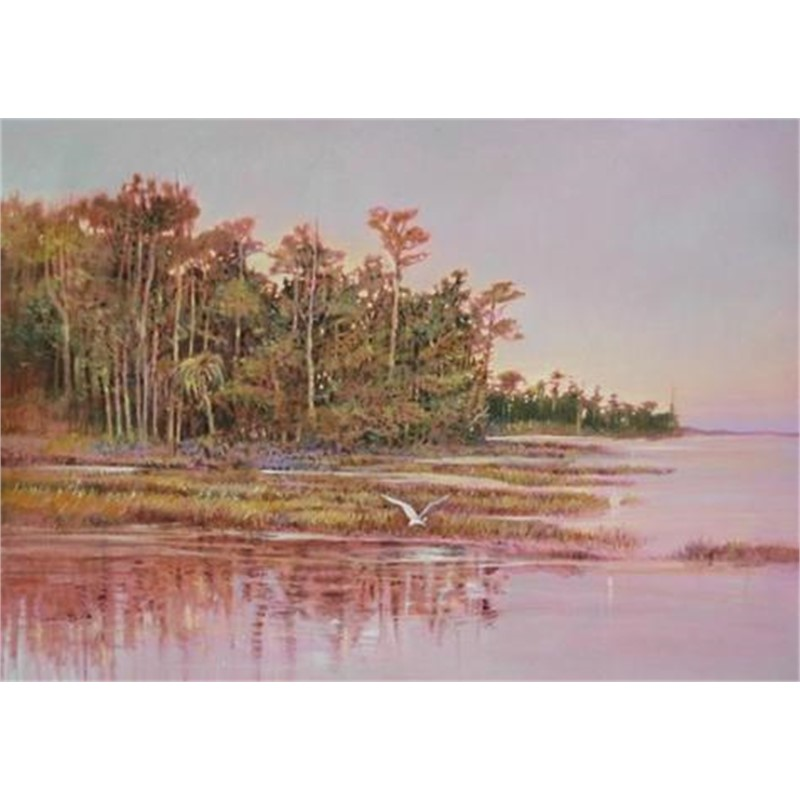 Morning Blush by Patricia Madison-Lusk -- Giclee Prints