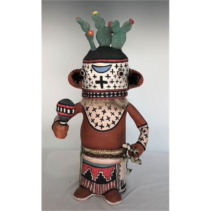 1717 Prickley Pear Kachina Yunga