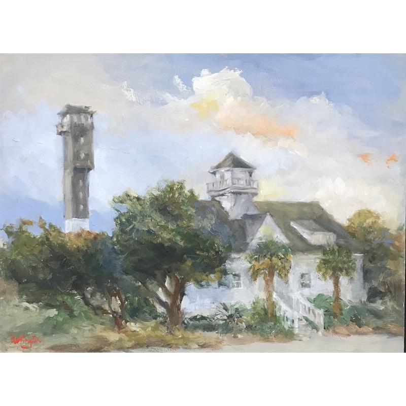 Coast Guard Station and Lighthouse, 2020