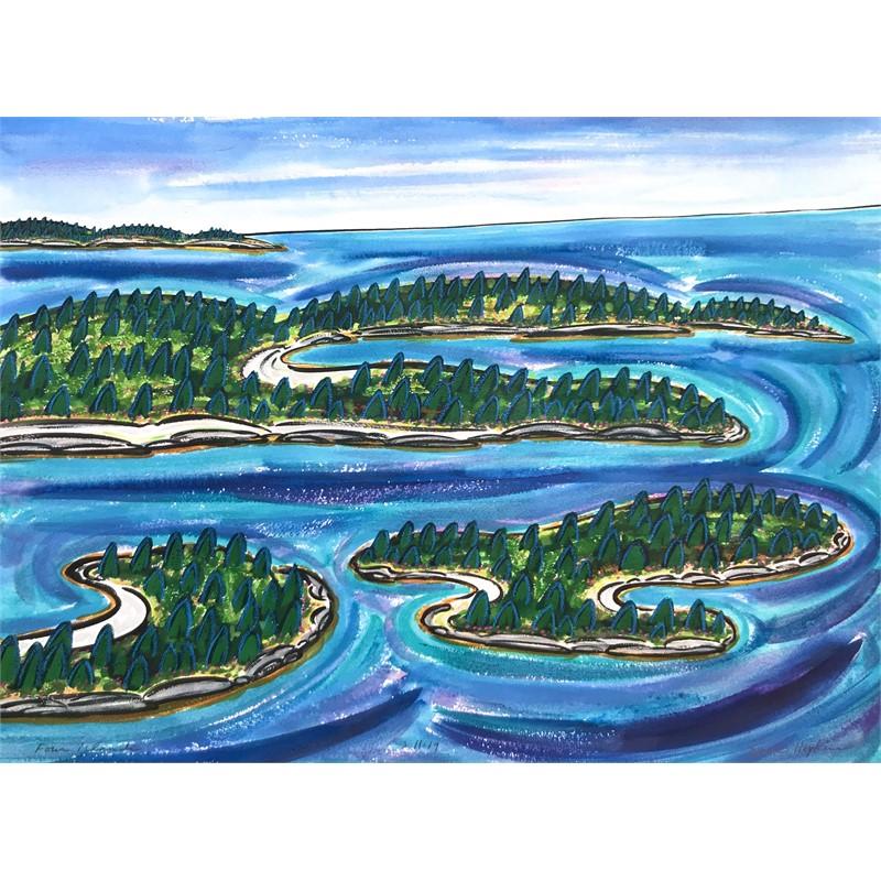 Four Islands, 3/11/19