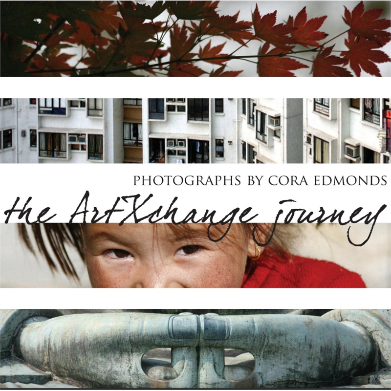 The ArtXchange Journey | exhibition catalog, 2010