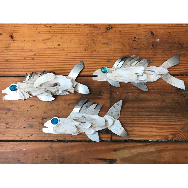 Oyster Fish (small), 2019