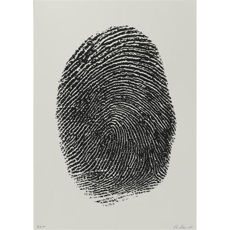 Not Manzoni (Impronte pollice sinistro, 1960) (32/60), 2015