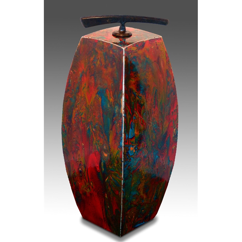 The Red Vessel by Paul Tamanian