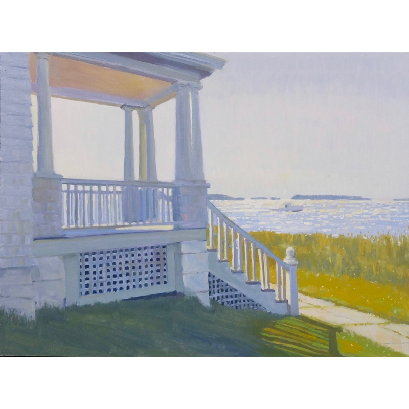 Marshall Point Porch, 2020