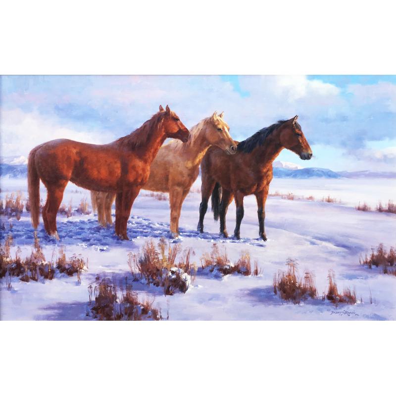 Pasture Pals (Horses)