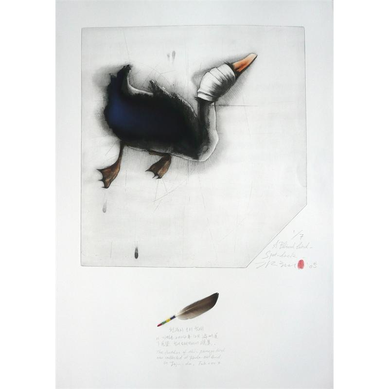 A Blind Bird: Spot Duck (1/7)