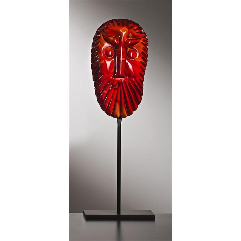Fire Elemental Mask