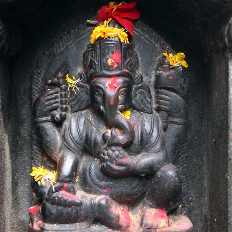Ganesha, Patan, Nepal