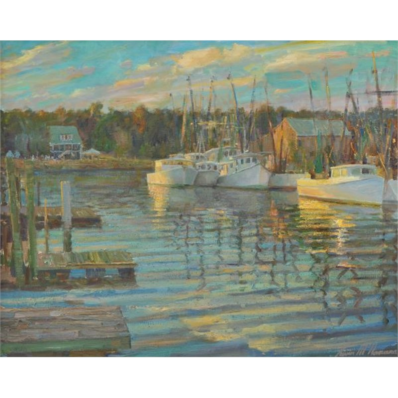 Shrimp Boats (McClellanville)