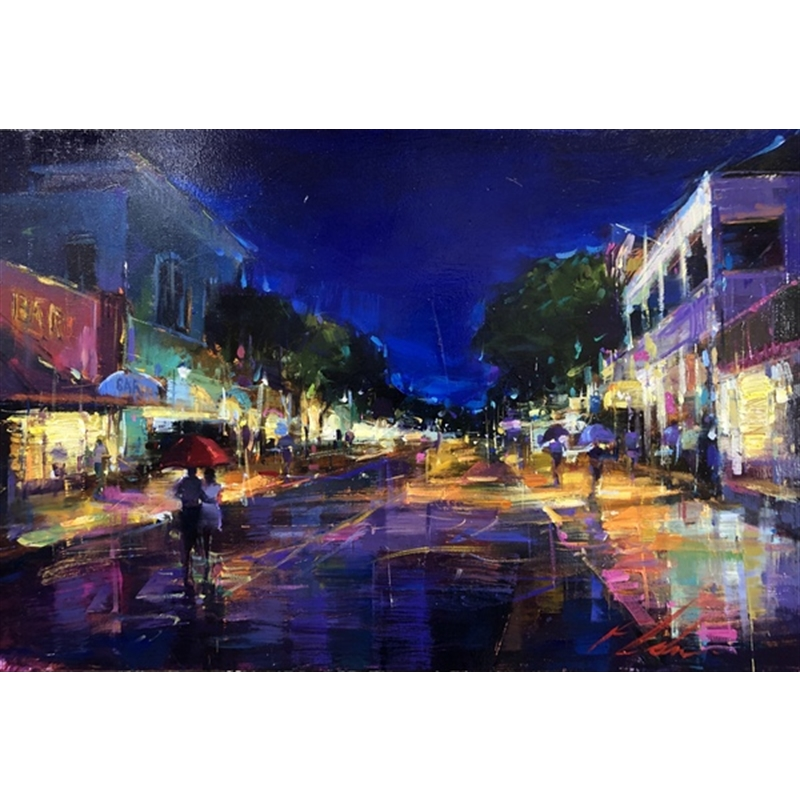 Duval Street by Michael Flohr