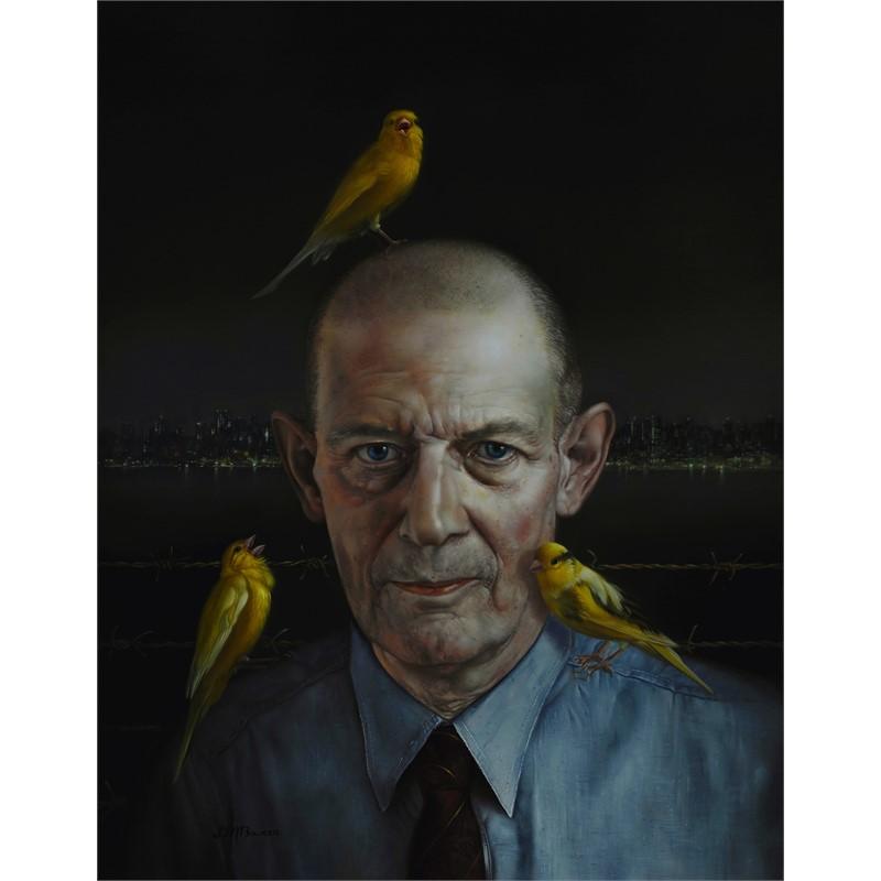 Robert Stroud (Birdman of Alcatraz)
