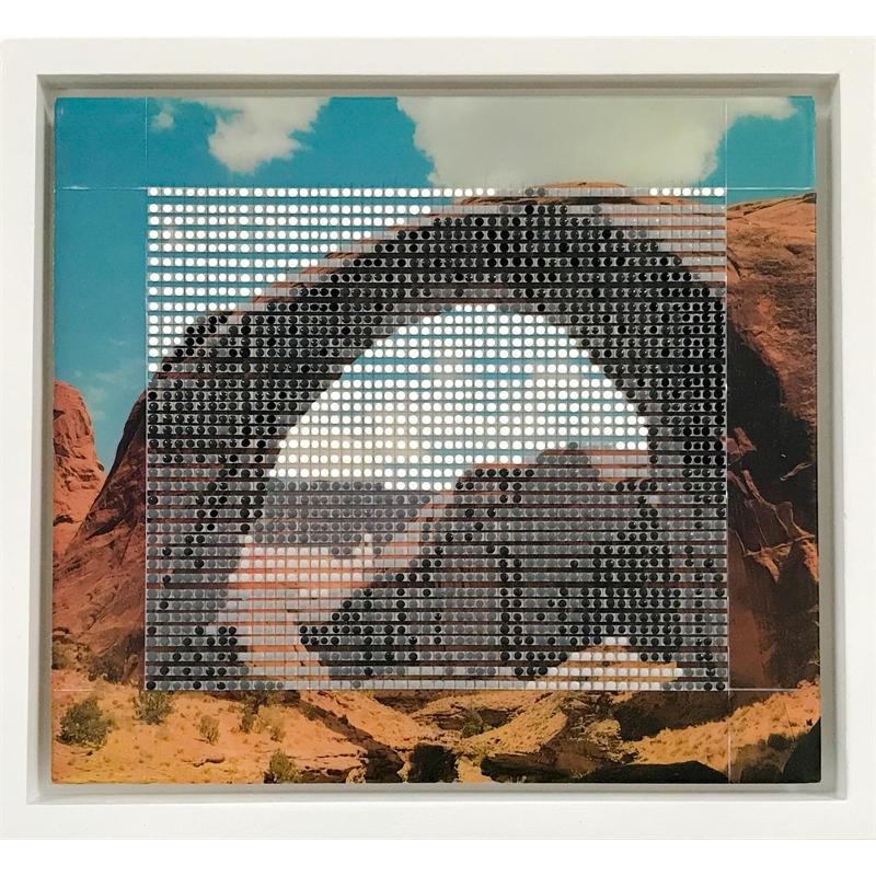 Rainbow Bridge, Monument Valley, AZ / Borrowed Landscape No.6, 2017
