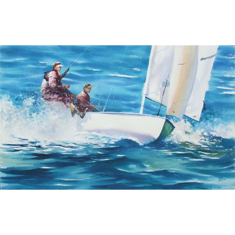 Sailing on the Wire, 2019