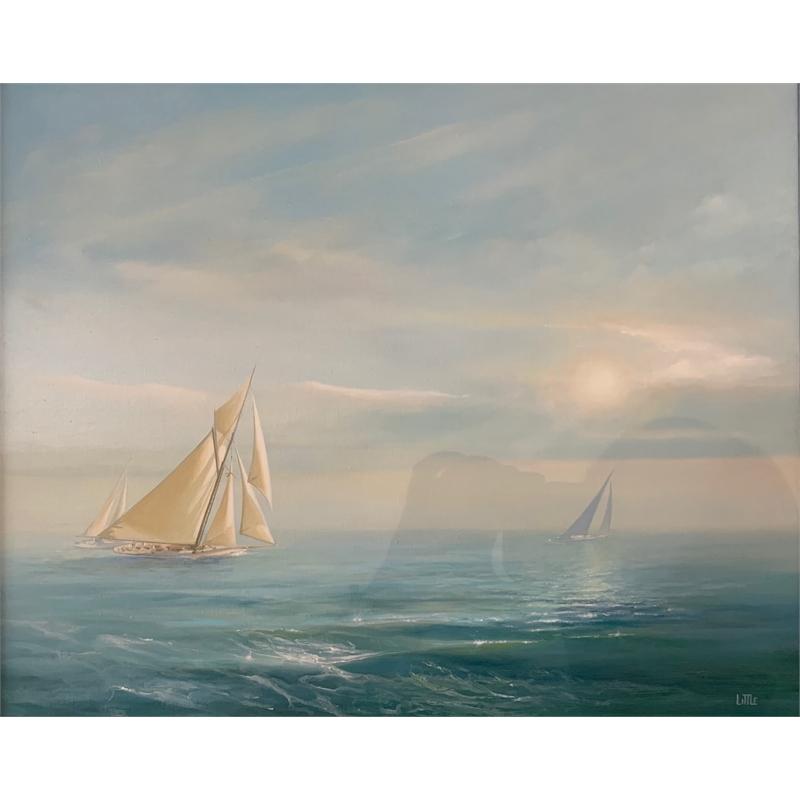 Three Sailing