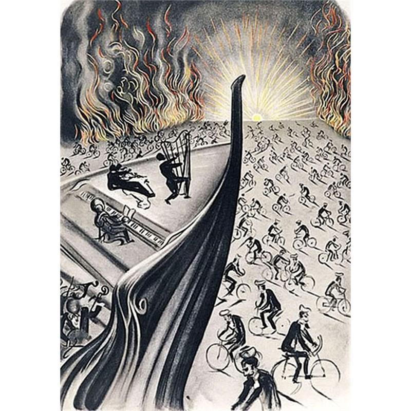 Symphony Bicyclette (115/200), 1970