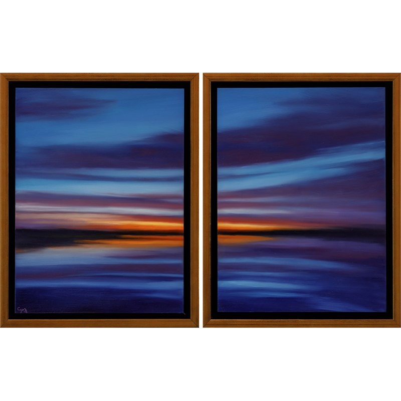 Twilight Dreams (Diptych)