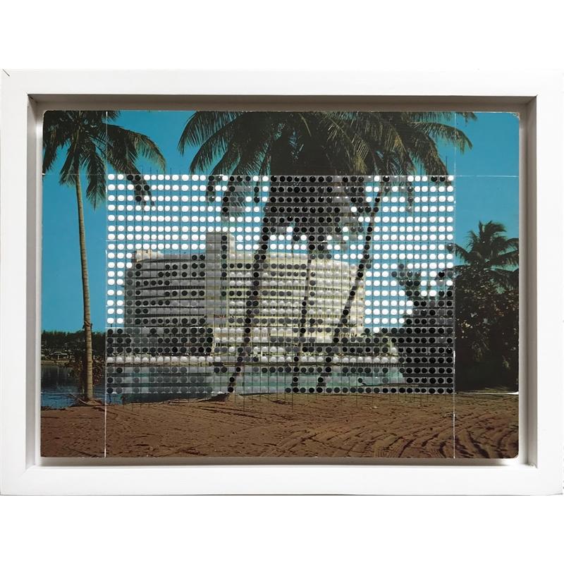 Borrowed Landscapes Study No.150/FL, Miami Beach, Fontainebleau Hotel, 2017