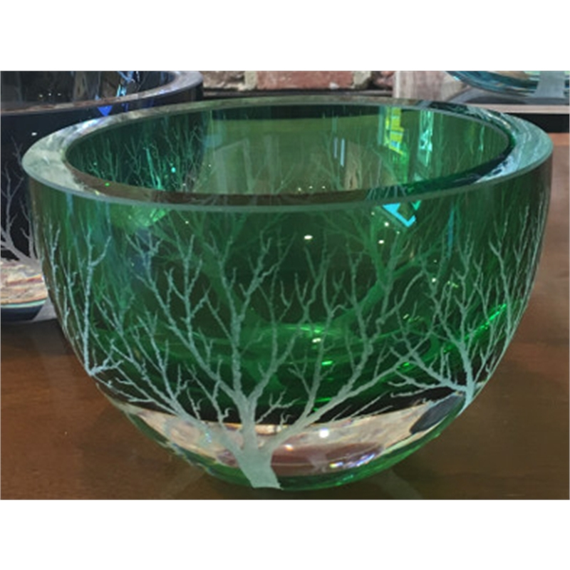 Green 'Winter Bowl'