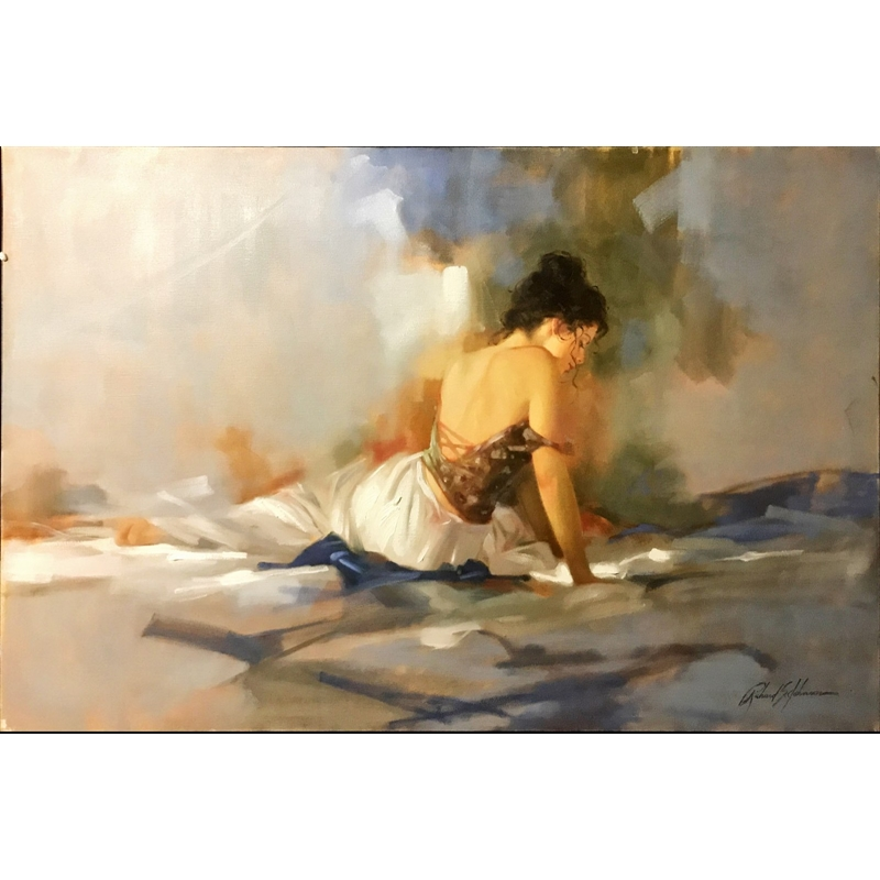 Tapestry by Richard Johnson