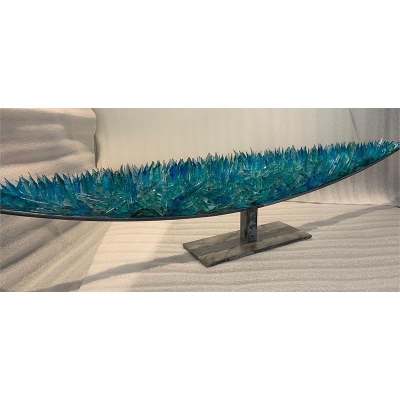 Shard Boat (Turquoise)
