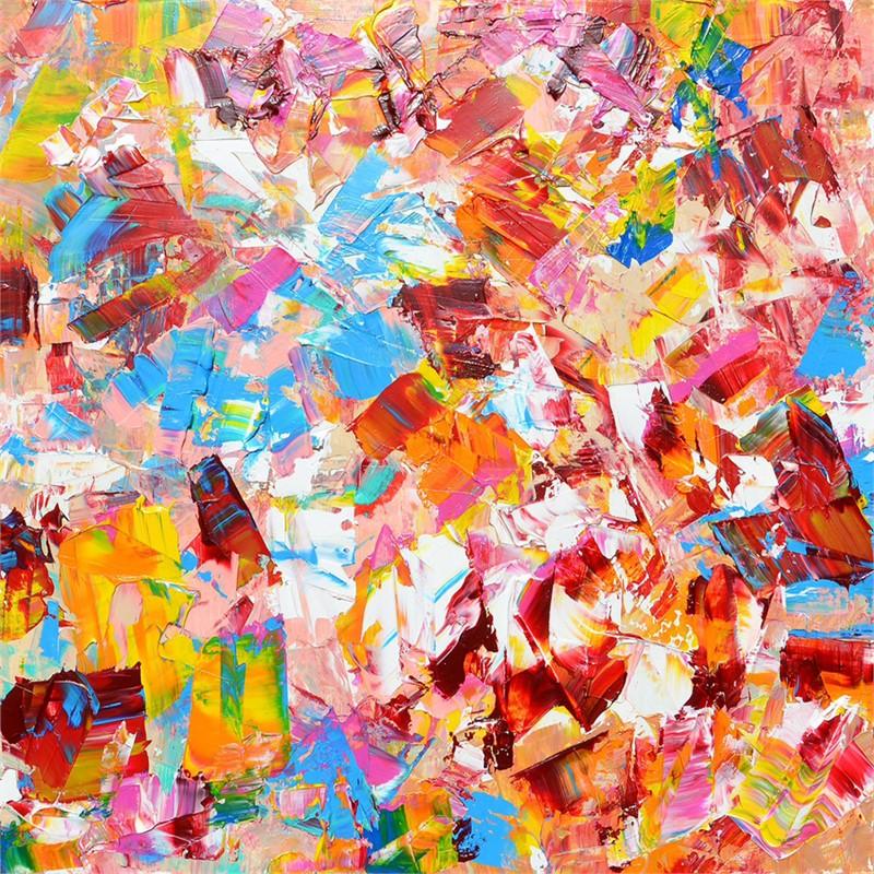 Field of Flowers by Flavio Galvan