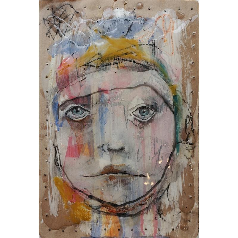 Paper Bag Girl 18, 2020