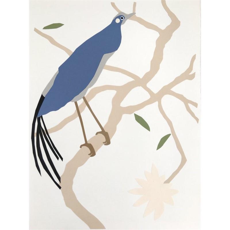 Blue Bird I, 2019