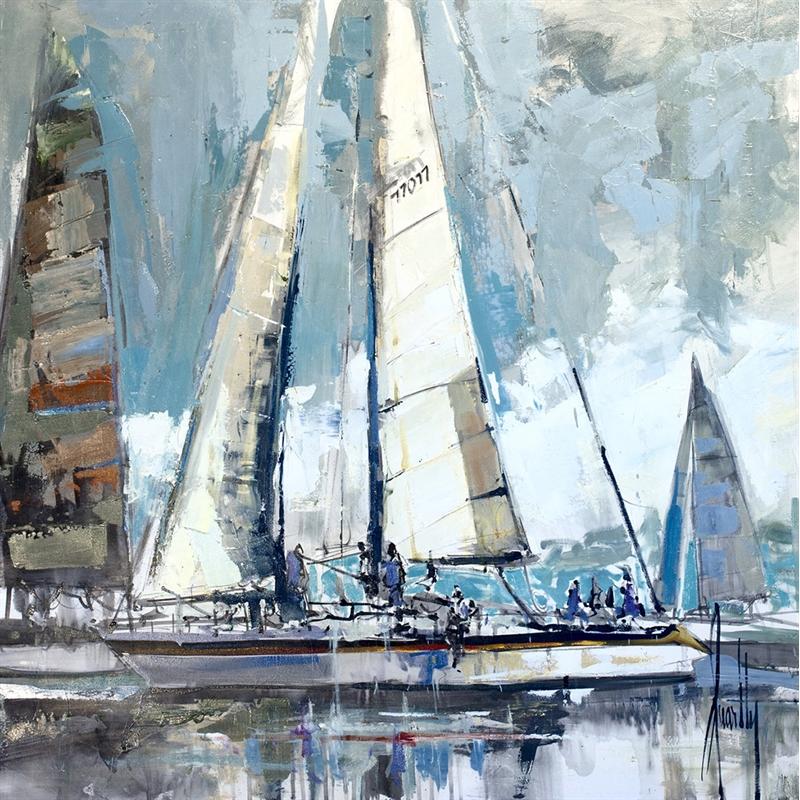 Setting Sail (/75), 2019