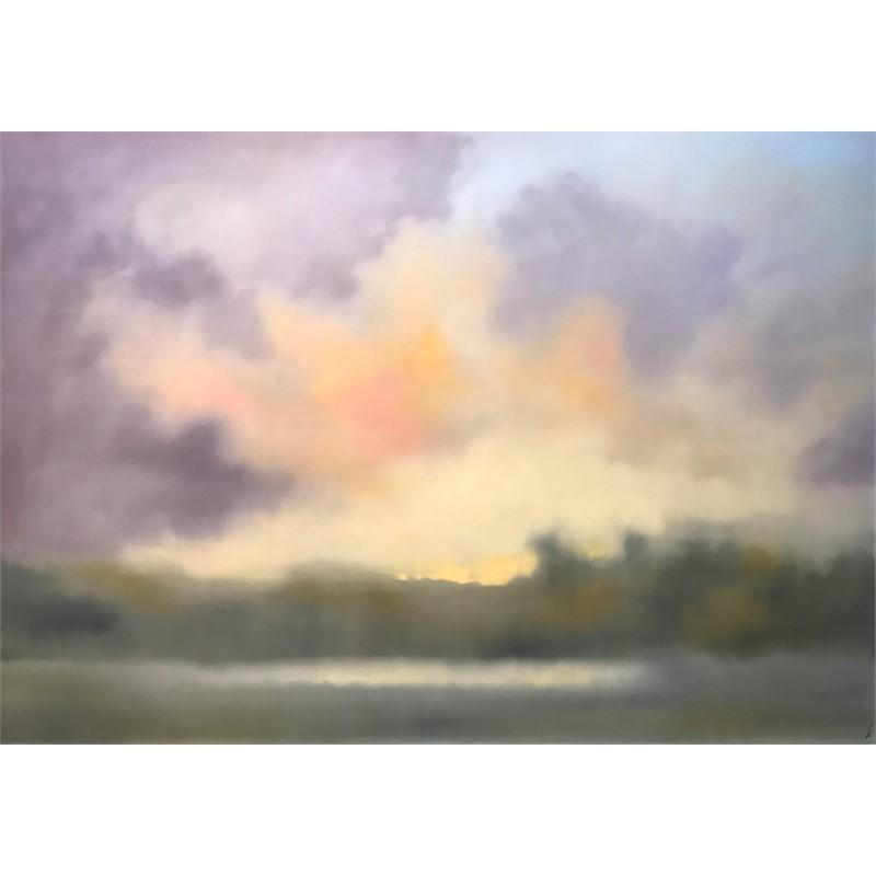 Untitled (Purple Rain) , 2019