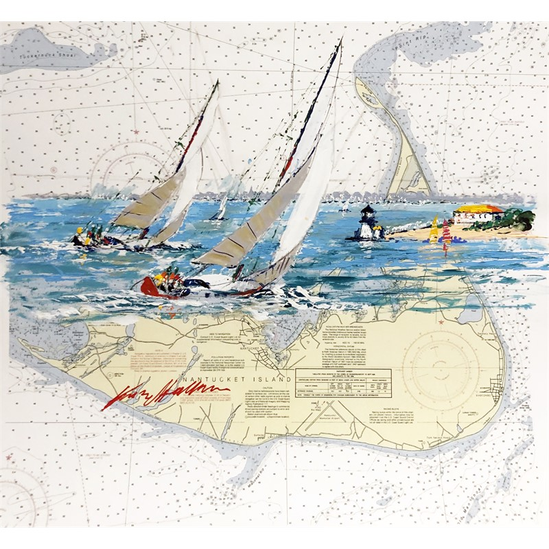 Nantucket Island Chart, 2015