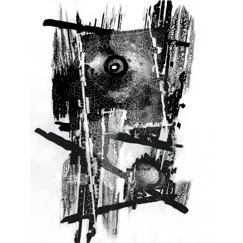 Untitled (Lichtgrafik), 1965