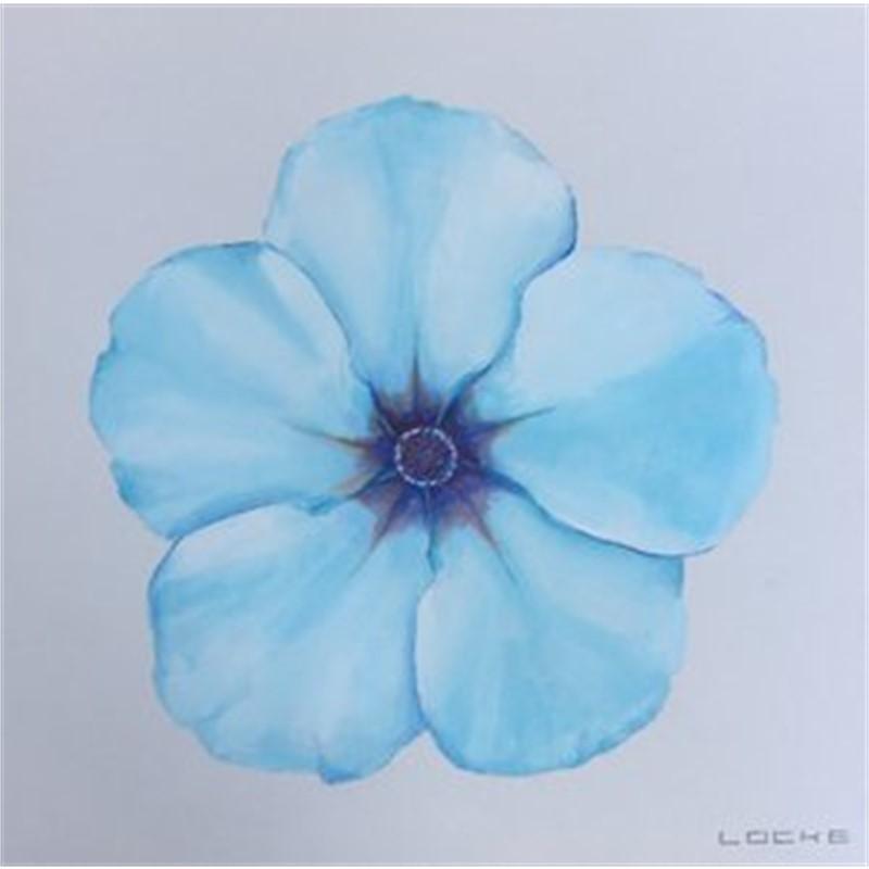 Blue Flower, 2018