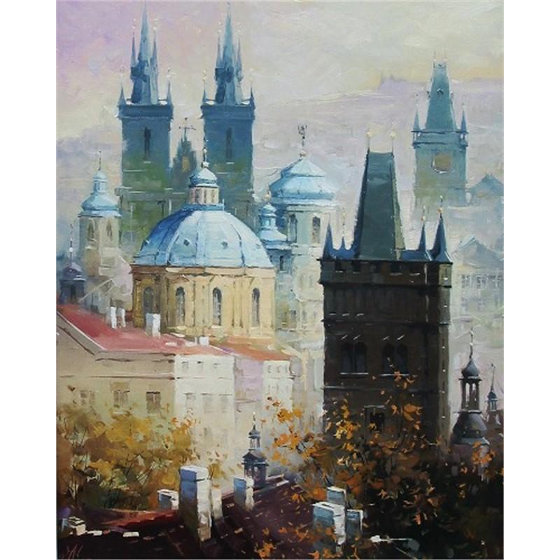 MEMORIES OF PRAGUE
