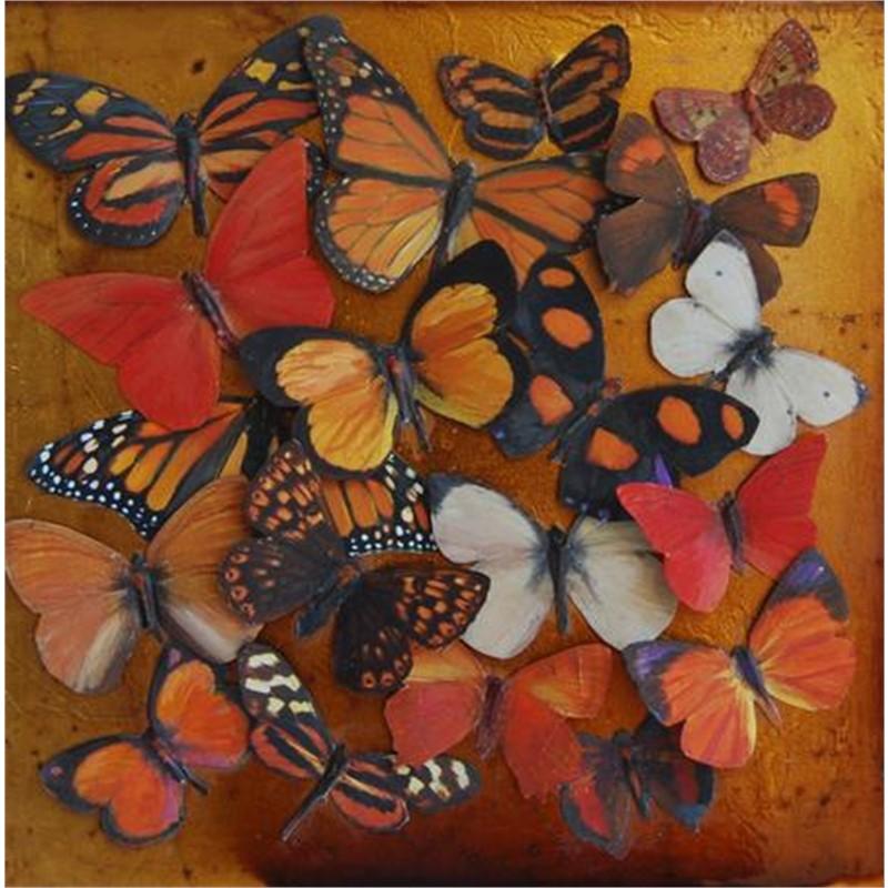 Butterfly Spectrum - Orange