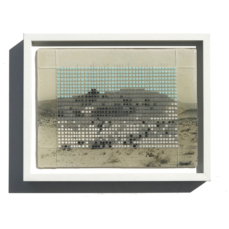 Borrowed Landscape Study No. 196/TX, 2019