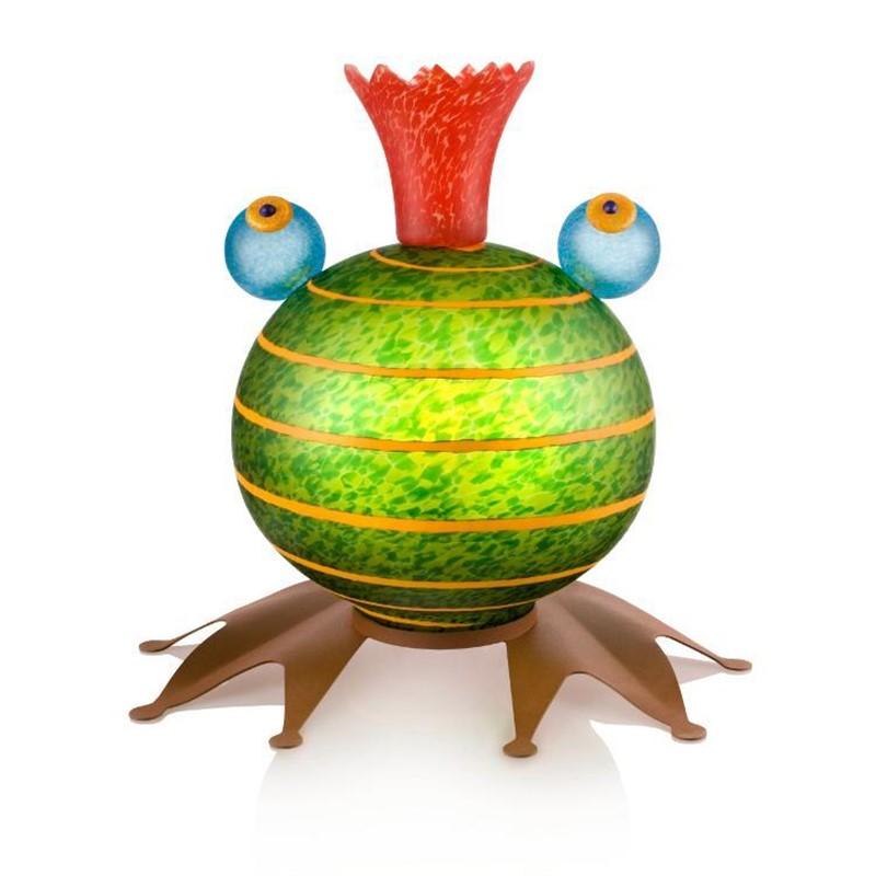 Froggy Green (illuminated)