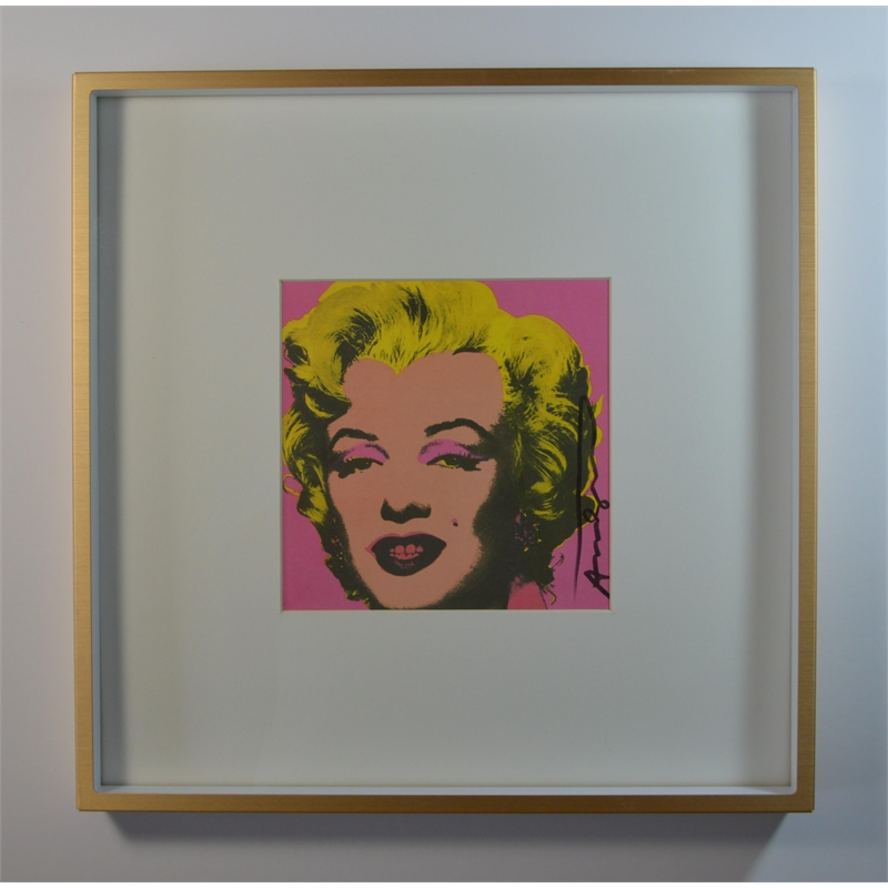 Marilyn (Announcement), 1981