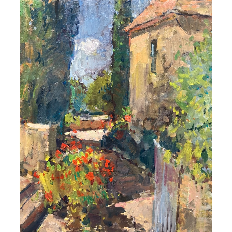 The French Garden - NEW!